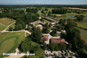 golf au Domaine du gouverneur